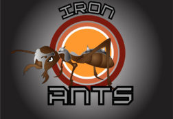 Iron Ants Illustration